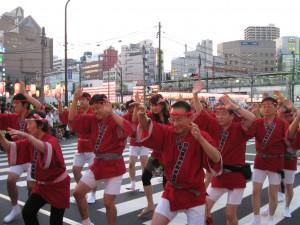 第37回東京大塚阿波踊り大会写真2