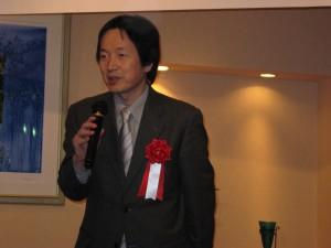 文化商工部東澤部長