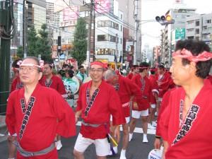 第38回東京大塚阿波踊り大会写真4