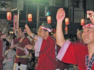 第38回東京大塚阿波踊り大会写真27