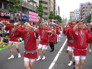 第39回東京大塚阿波踊り大会写真17