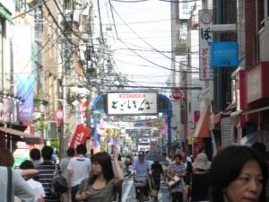 戸越銀座商店街2