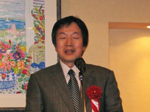 豊島区役所文化商工部 東澤部長