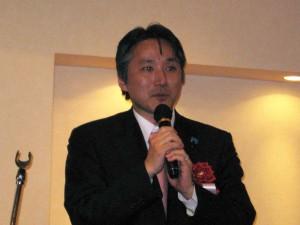 自民党区議会議員本橋幹事長