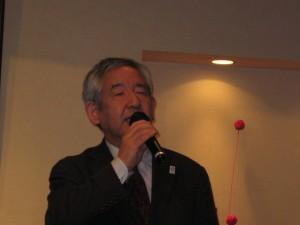 一般社団法人 東京都中小企業診断士協会 城西支部長 野村 潔様