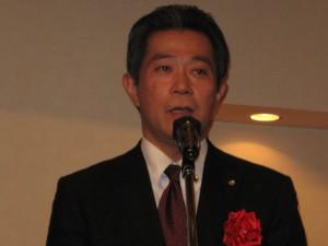東京商工会議所 豊島支部 事務局長 新保様