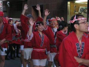 第42回東京大塚阿波踊り大会写真2