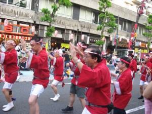 第43回東京大塚阿波踊り大会写真4